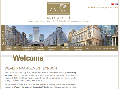 Bafa Wealth
