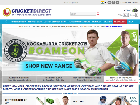 Cricket Direct