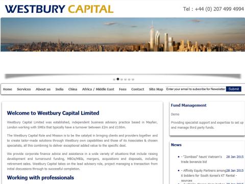 Westbury Capital