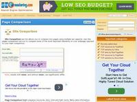 Site Comparison