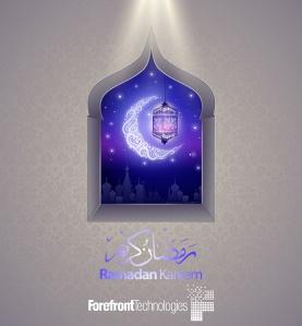 Ramadan Kareem Forefront
